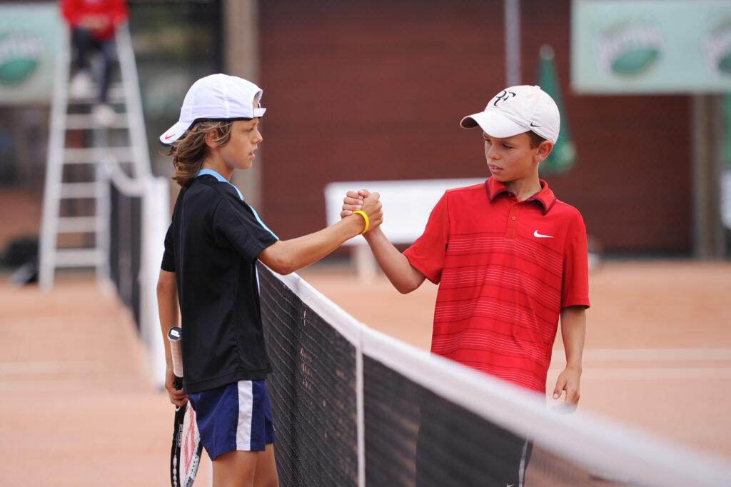 compétition tennis