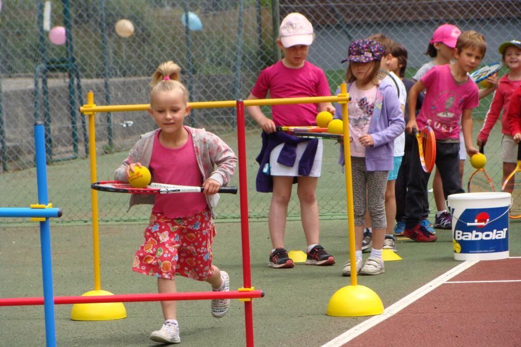 école de tennis mini tennis